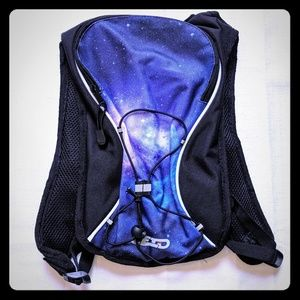 Galaxy CamelBak / Hydration Backpack